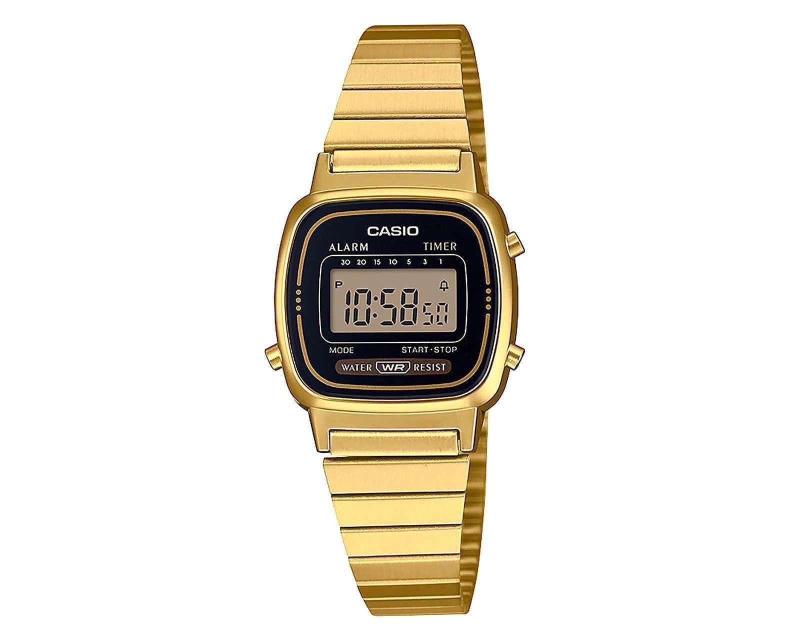 c1b6e0248f24 Reloj Casio LA-670WGA-1VT Dorado 7193913