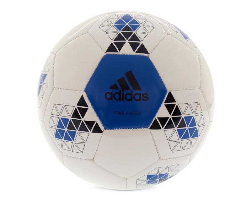 8b871897c658e Balón Adidas Starlancer V Azul Tamaño 5 1764022