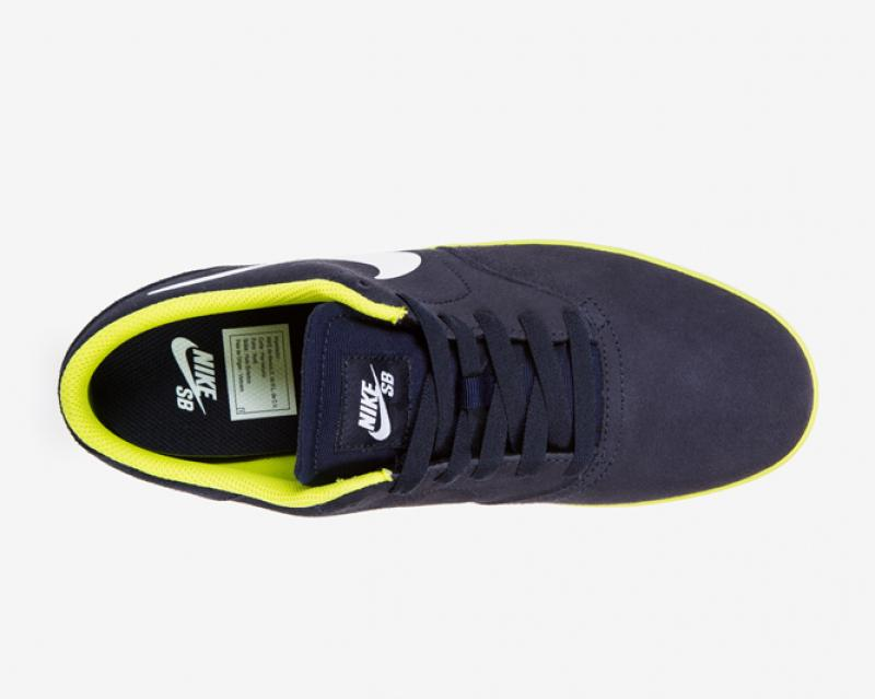 Nike Sb Grises Con Azul